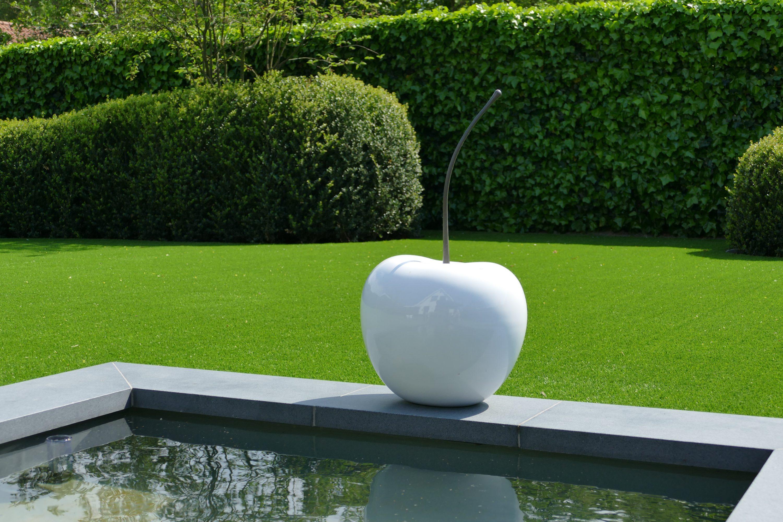 Door het onderhoudsvriendelijke aspect van onze exclusieve tuinen zijn het plekken waar je het hele jaar kan genieten.