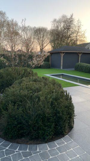 Ook voor een kleine tuin kunnen wij een mooie en exclusieve tuinontwerpen maken, passend bij uw wensen.